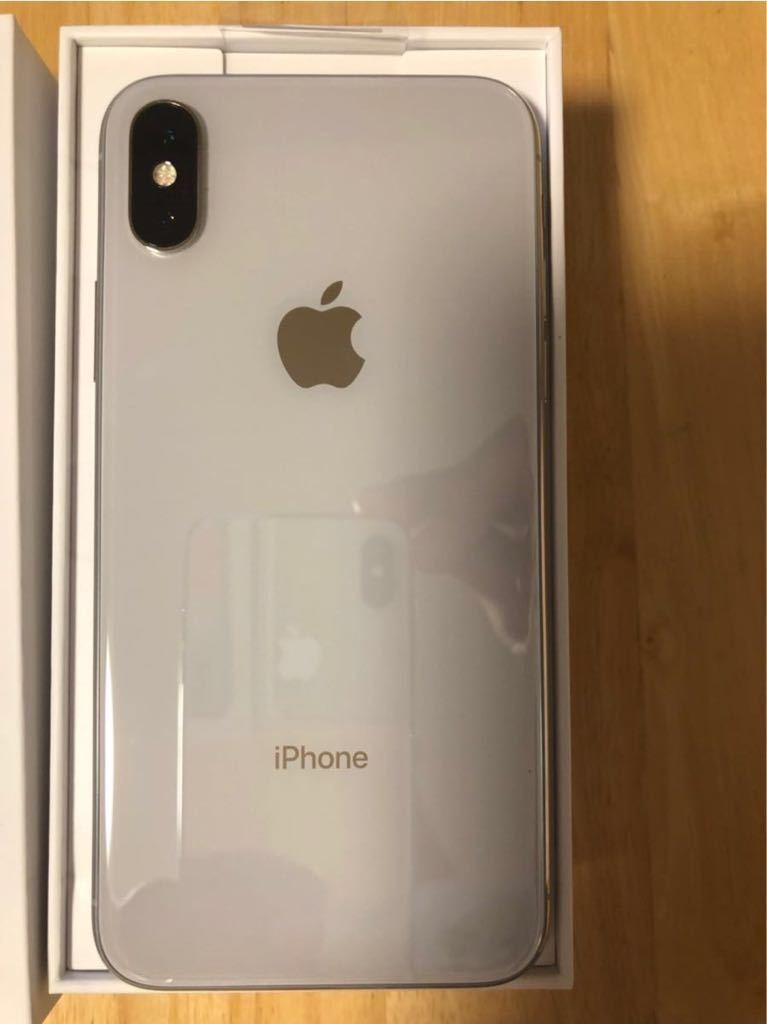 iPhone X SIMロック解除 SIMフリー _画像7