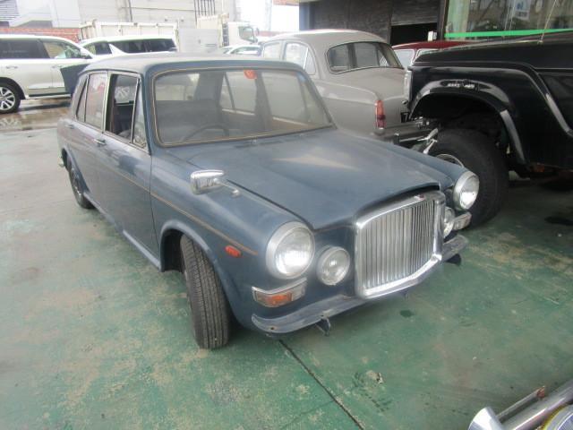 イギリス 旧車 バンプラ プリンセス 部品取り 書類無し