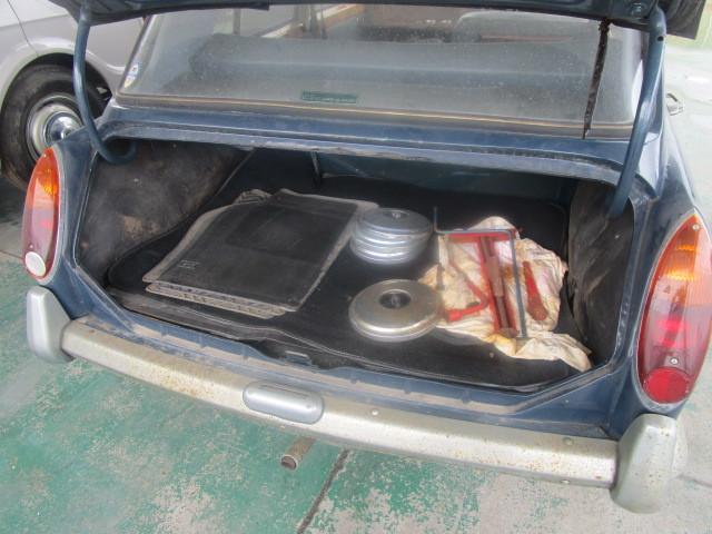 イギリス 旧車 バンプラ プリンセス 部品取り 書類無し _画像4