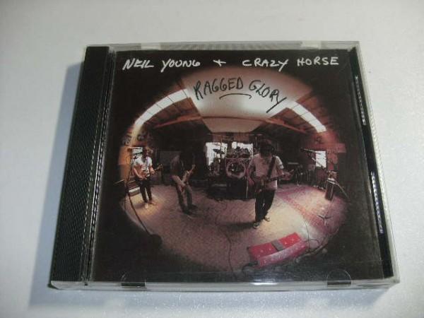 Neil Young/ニール・ヤング 『Ragged Glory』