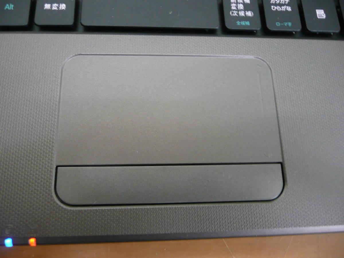 【動作品 現状 中古】 Acer Aspire 5750 Core-i5-2450M 500GB HDD ※画像上が全商品です。_画像6