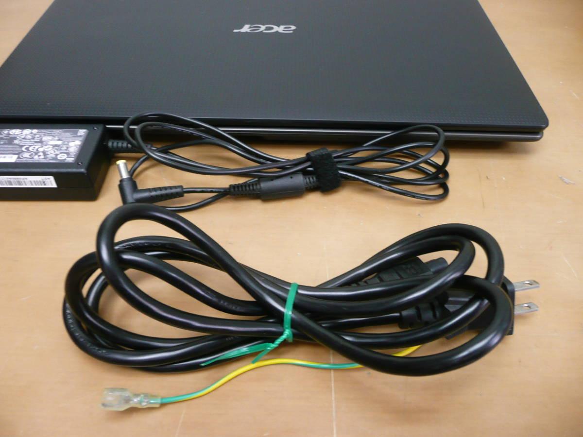 【動作品 現状 中古】 Acer Aspire 5750 Core-i5-2450M 500GB HDD ※画像上が全商品です。_画像3
