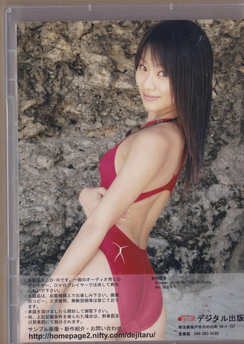 2006 競泳水着図鑑 海川ひとみ デジタル出版 し10_画像2
