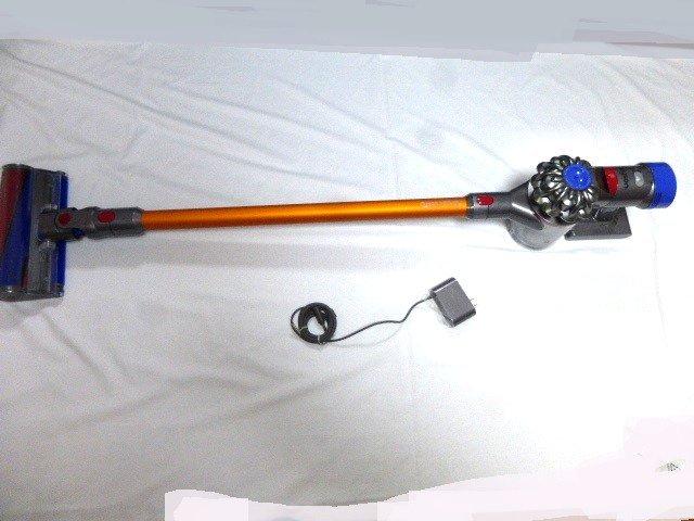 【中古】ダイソン 掃除機 コードレス V8 Fluffy SV10 FF2 スティッククリーナー_画像2