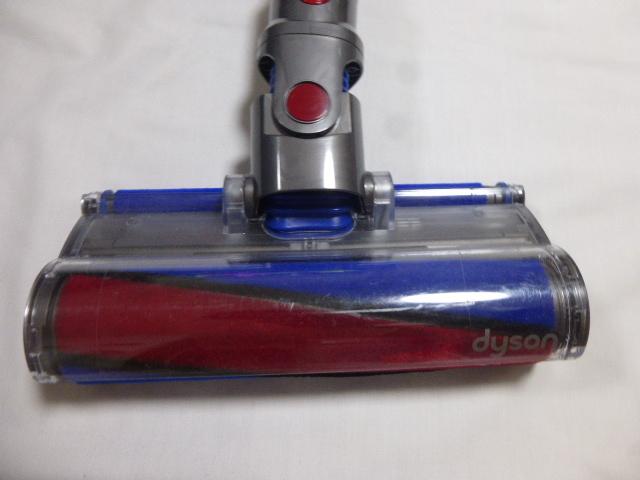 【中古】ダイソン 掃除機 コードレス V8 Fluffy SV10 FF2 スティッククリーナー_画像4
