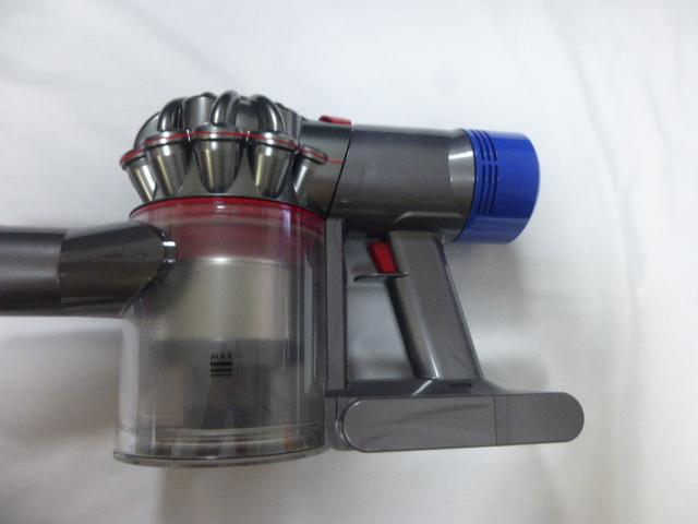 【中古】ダイソン 掃除機 コードレス V8 Fluffy SV10 FF2 スティッククリーナー_画像6