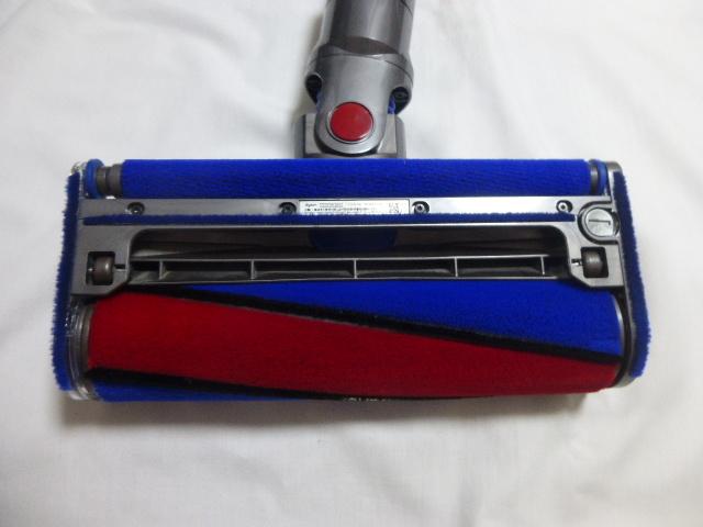 【中古】ダイソン 掃除機 コードレス V8 Fluffy SV10 FF2 スティッククリーナー_画像9