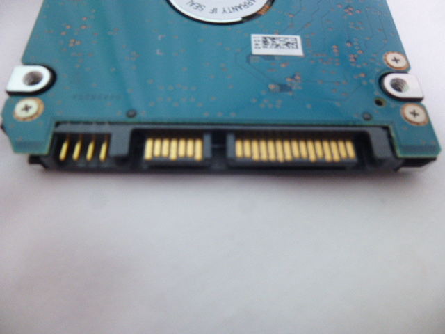 【中古】TOSHIBA MK6475GSX 640GB SATA 2.5インチ内蔵HDD 5400rpm_画像4