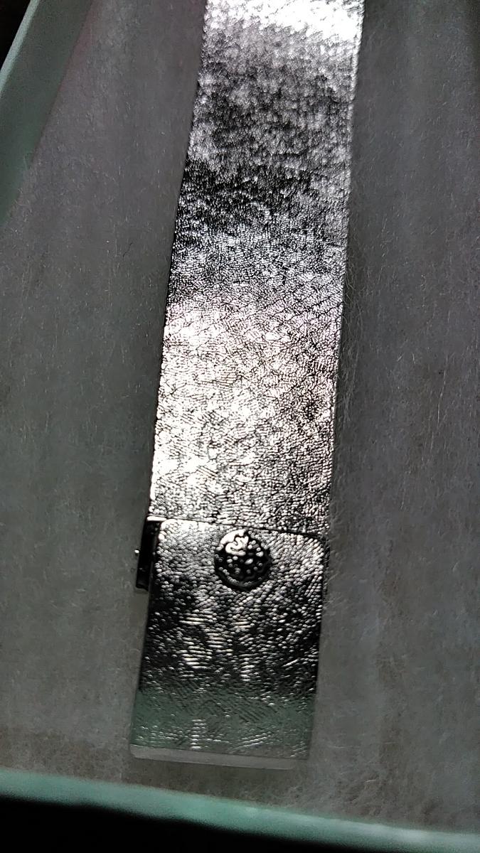 パテック・フィリップPATEK PHILIPPEパテックフィリップ 定価税別570万円 純正ダイヤ 最高級18金WG無垢紳士手巻  _画像5