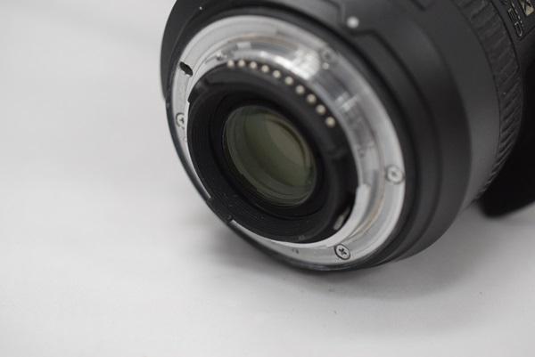 Nikon デジタル一眼レフカメラ D70 NikkorレンズAF-S DX VR Zoom-Nikkor 18-200mm f/3.5~5.6G IF-EDセット 動作確認済み_画像6