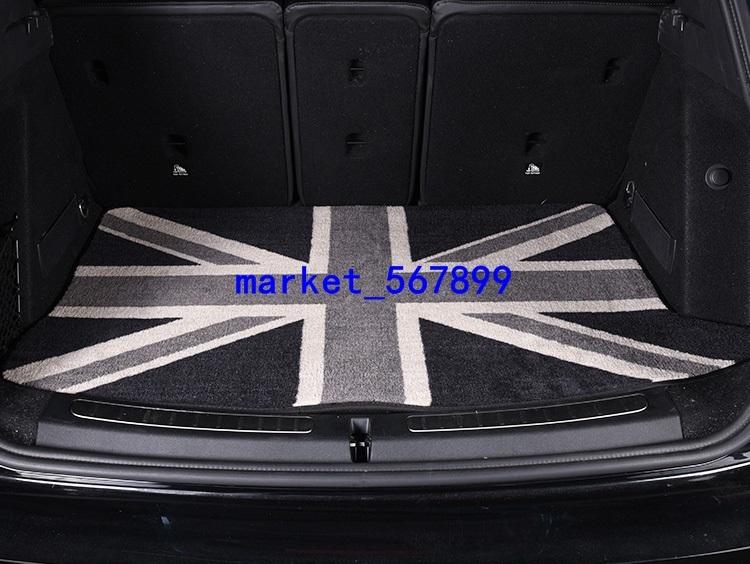 新品 BMW mini ミニF54/F55/F56/ F60/ R60 専用 ラゲッジマット トランク マット ナイロン トランクトレイ 汚れ保護 1P_画像6