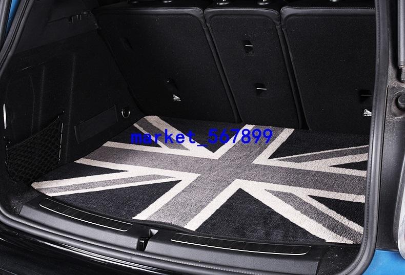 新品 BMW mini ミニF54/F55/F56/ F60/ R60 専用 ラゲッジマット トランク マット ナイロン トランクトレイ 汚れ保護 1P_画像7