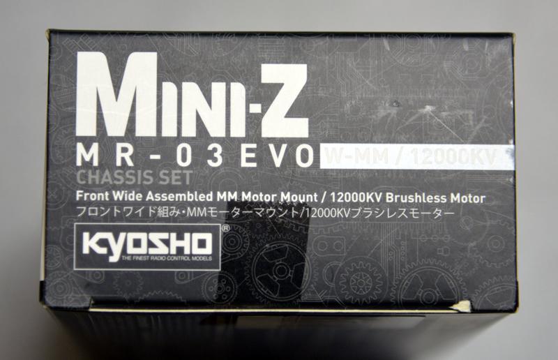 【送料込】ミニッツ MR-03 EVO 【中古】_画像3