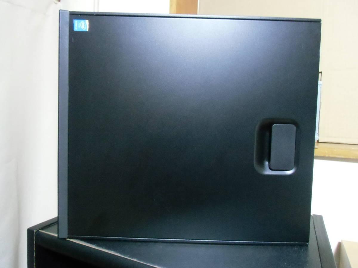 Win10 ProDesk 600G1 第4世代 corei3 4GB/500GB OS&ドライバ付_画像6