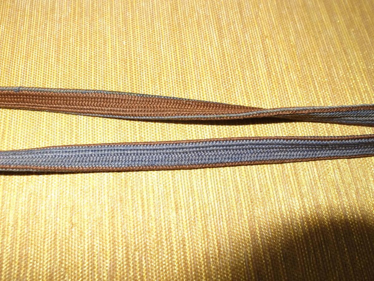 日本陸軍軍刀 刀緒 50cm_画像5
