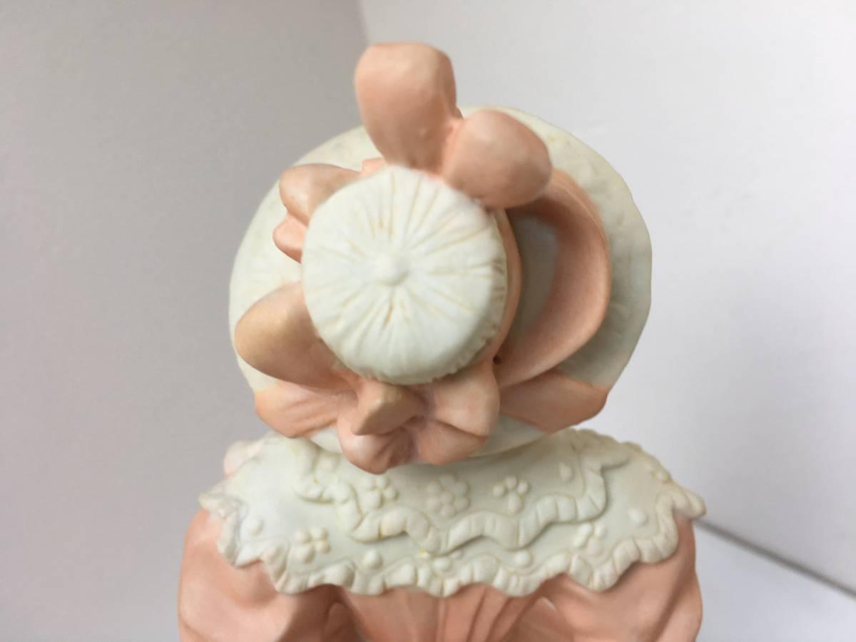 美品 限定品 ウェッジウッド コスチューム キャサリン 貴族 婦人 人形 フィギュリン_画像7
