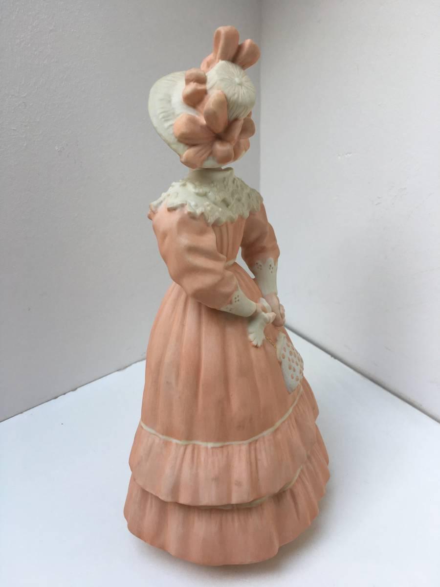 美品 限定品 ウェッジウッド コスチューム キャサリン 貴族 婦人 人形 フィギュリン_画像4