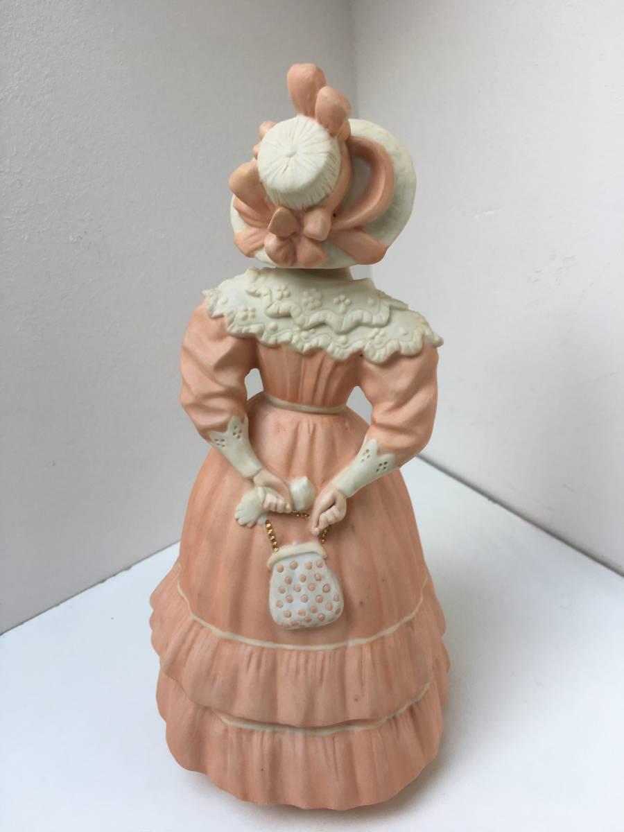 美品 限定品 ウェッジウッド コスチューム キャサリン 貴族 婦人 人形 フィギュリン_画像5