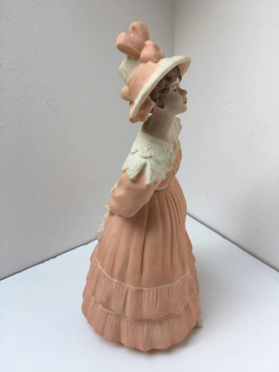 美品 限定品 ウェッジウッド コスチューム キャサリン 貴族 婦人 人形 フィギュリン_画像8