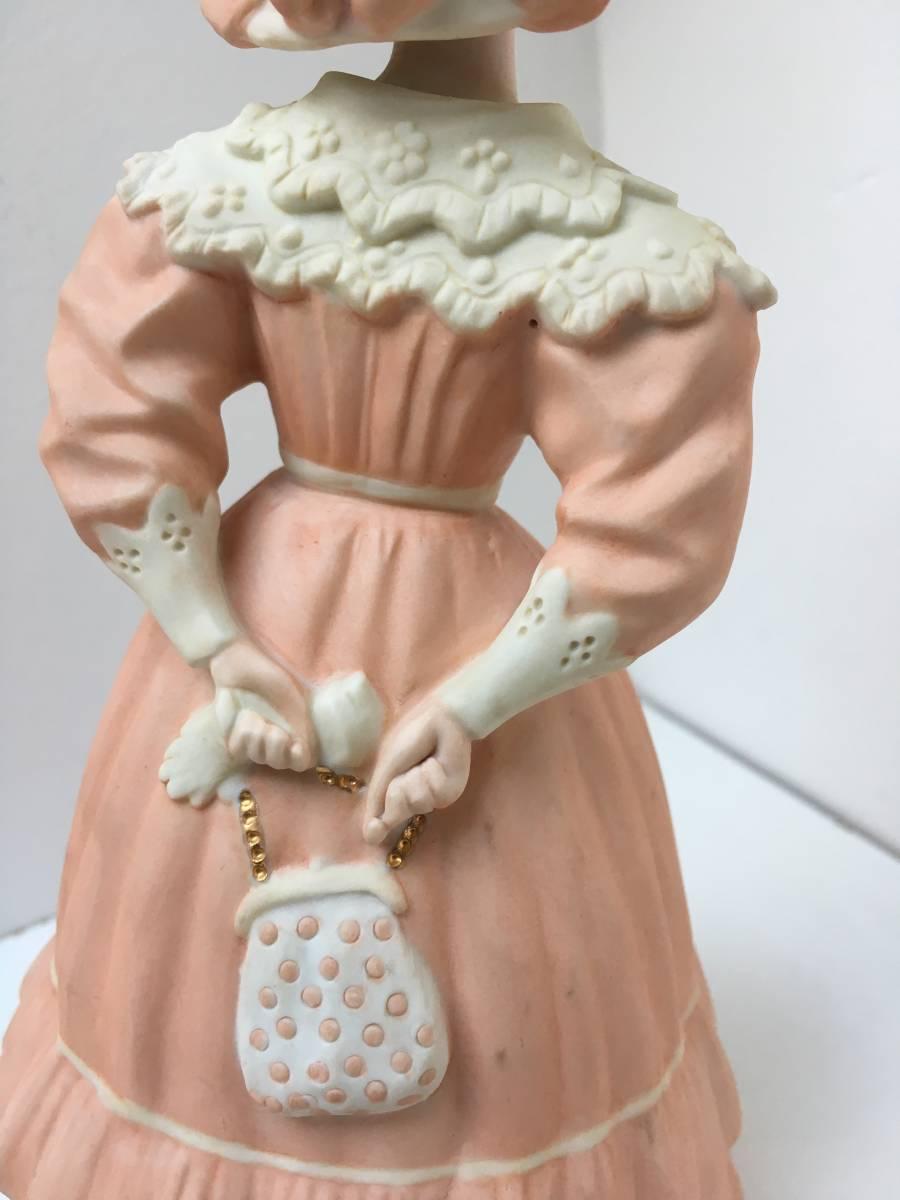 美品 限定品 ウェッジウッド コスチューム キャサリン 貴族 婦人 人形 フィギュリン_画像6