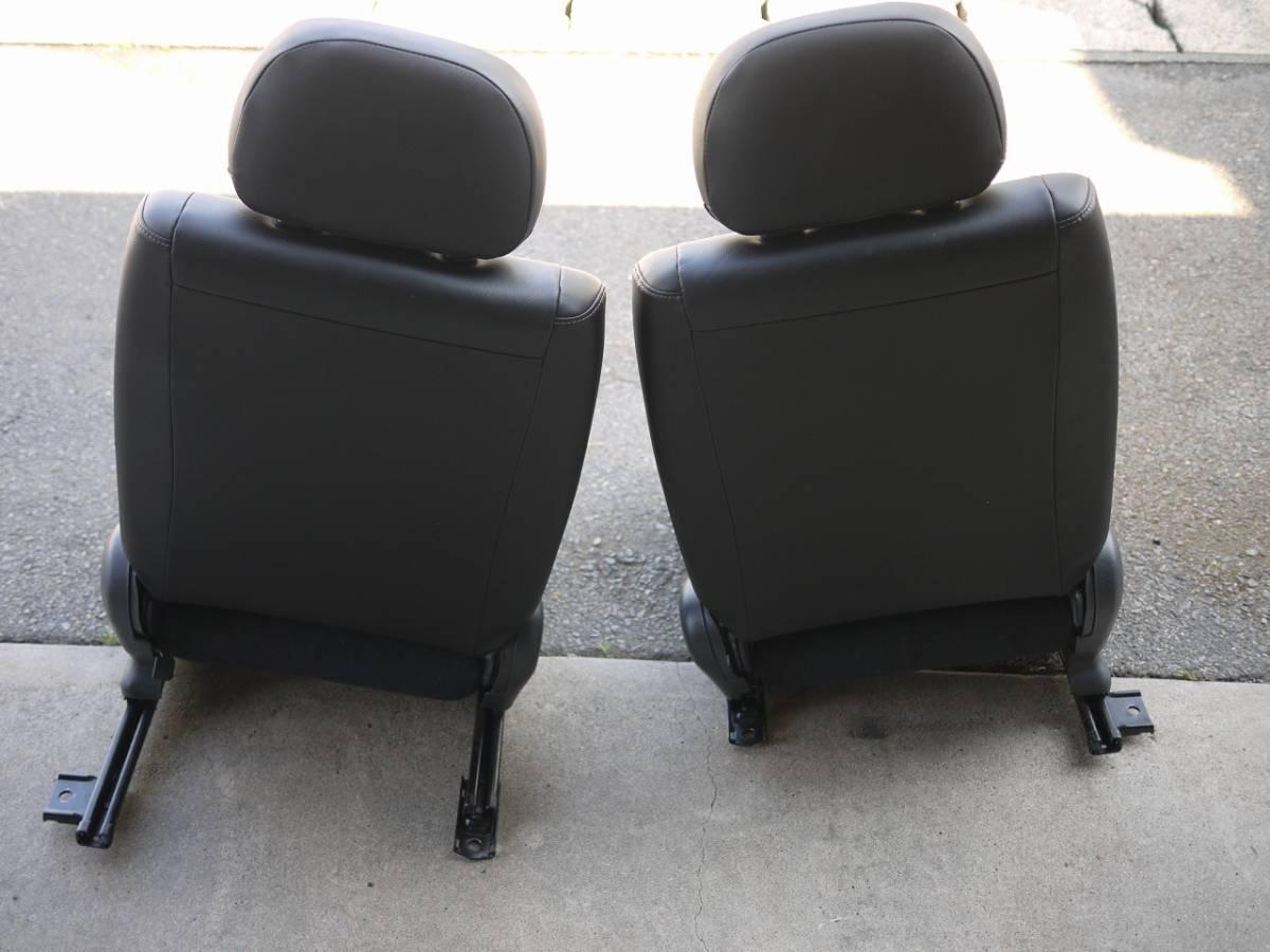 ジムニー JB23W  X-アドベンチャー用 純正シート ヒーター付 運転席、助手席セット 売り切り_画像9