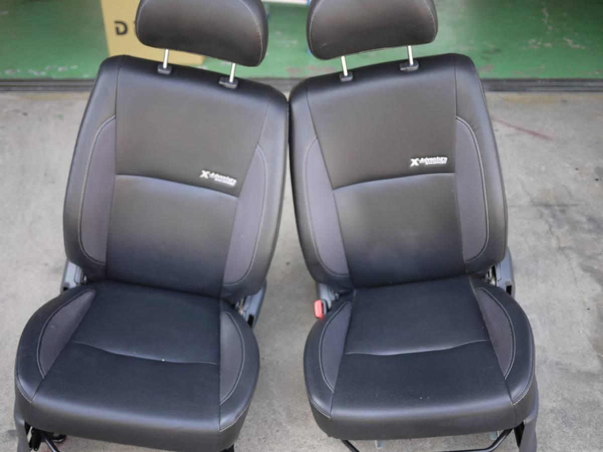ジムニー JB23W  X-アドベンチャー用 純正シート ヒーター付 運転席、助手席セット 売り切り