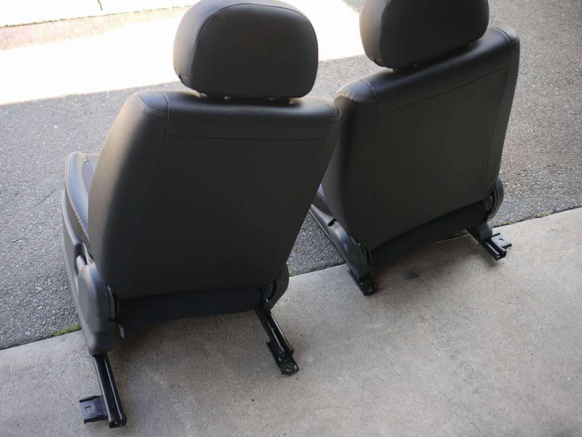 ジムニー JB23W  X-アドベンチャー用 純正シート ヒーター付 運転席、助手席セット 売り切り_画像8
