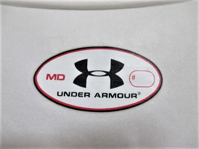 ☆UNDER ARMOUR アンダーアーマー バットマン コンプレッションシャツ Tシャツ/メンズ/M☆希少モデル