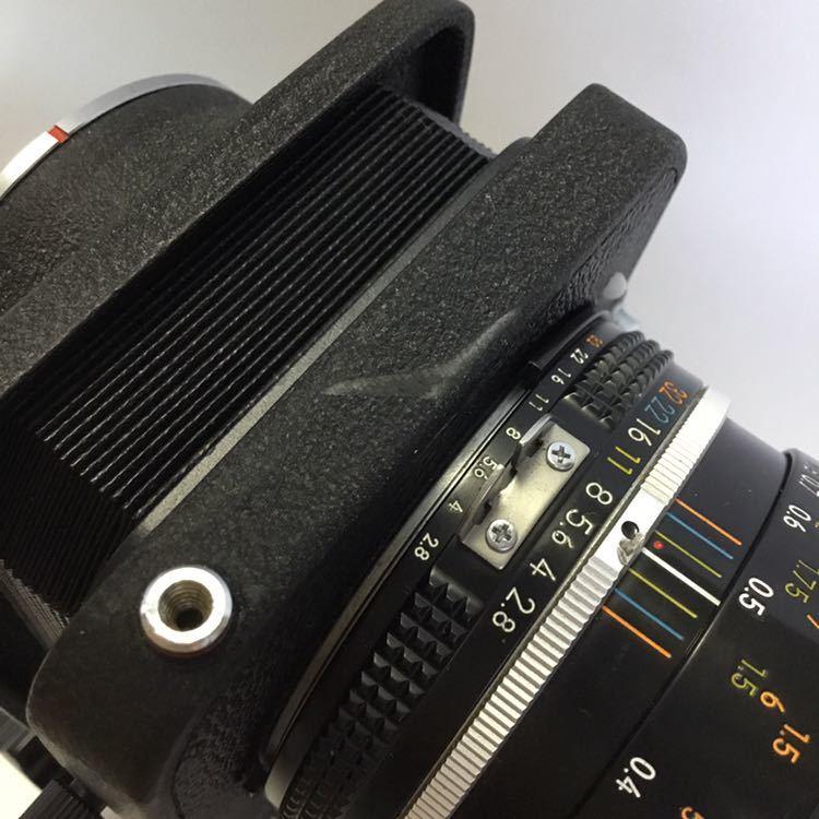 ニコン Nikon BELLOWS PB6 ベローズ_画像8