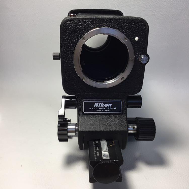 ニコン Nikon BELLOWS PB6 ベローズ_画像2