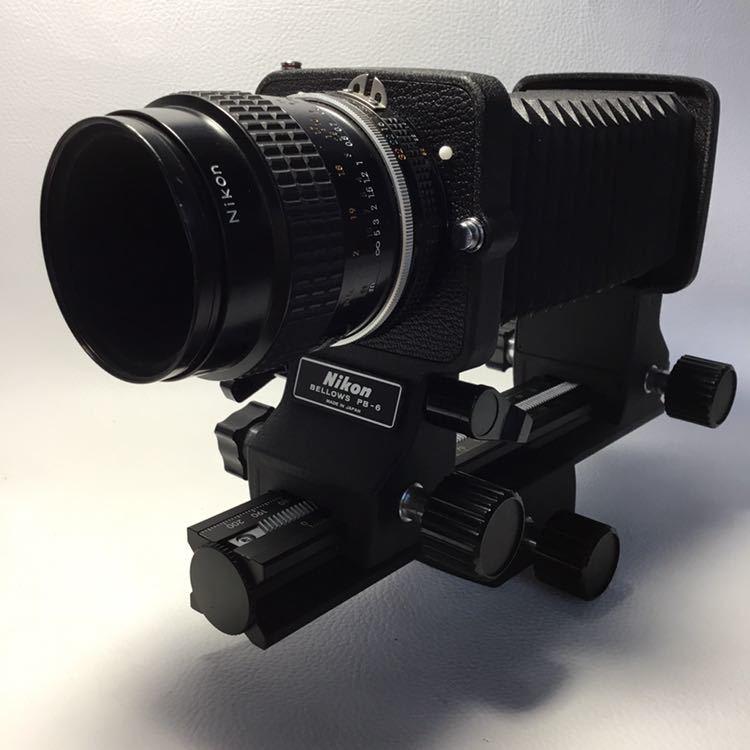 ニコン Nikon BELLOWS PB6 ベローズ