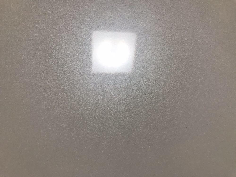 直接取引限定 MAZDA マツダ RX-7 FD3S KSPフロントバンパー RZパールホワイト コンビネーションランプ付き_画像10
