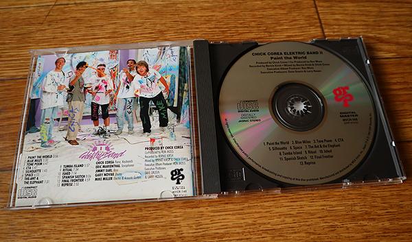 Chick Corea Elektric Band 2 チック・コリア Paint the World_画像3