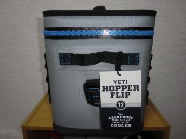 1円スタート 【新品】 ラスト1個 イエティ ホッパー フリップ 12 フォググレー YETI Hopper Flip 12 日本未発売_画像2