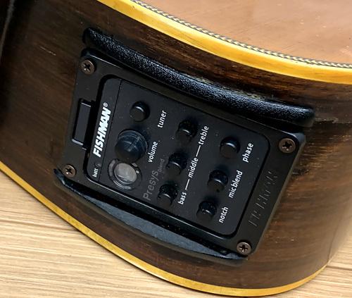■CAT'S EYES CE-1000 エレアコ アコースティックギター CF Martin ジャパンビンテージ■_画像8