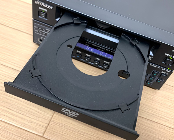 ■Victor BD-X200 業務用DVDレコーダー オーサリングレコーダー ビクター■_画像3