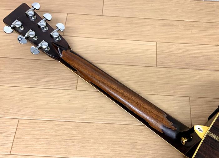 ■CAT'S EYES CE-1000 エレアコ アコースティックギター CF Martin ジャパンビンテージ■_画像7
