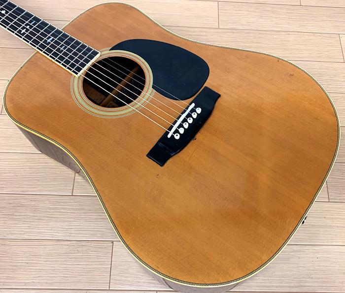■CAT'S EYES CE-1000 エレアコ アコースティックギター CF Martin ジャパンビンテージ■_画像3