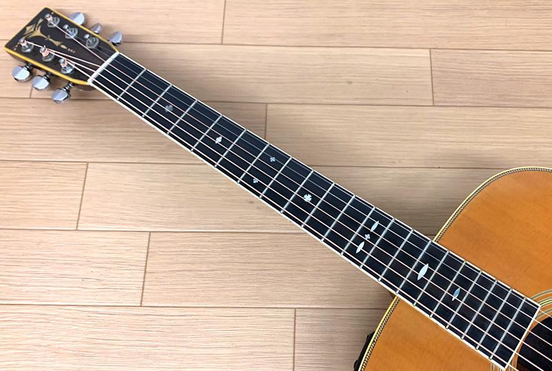 ■CAT'S EYES CE-1000 エレアコ アコースティックギター CF Martin ジャパンビンテージ■_画像4