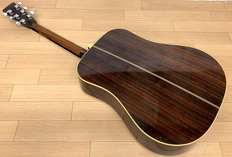 ■CAT'S EYES CE-1000 エレアコ アコースティックギター CF Martin ジャパンビンテージ■_画像5