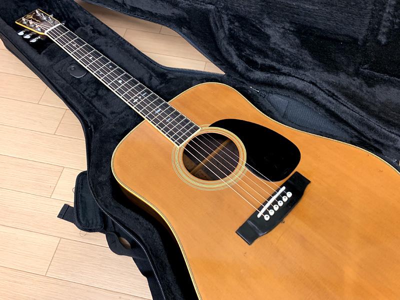 ■CAT'S EYES CE-1000 エレアコ アコースティックギター CF Martin ジャパンビンテージ■