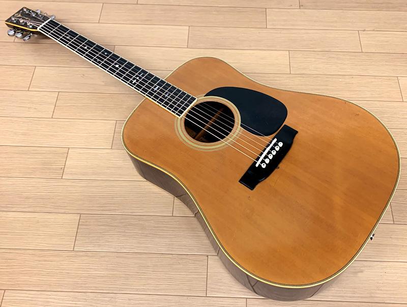 ■CAT'S EYES CE-1000 エレアコ アコースティックギター CF Martin ジャパンビンテージ■_画像2