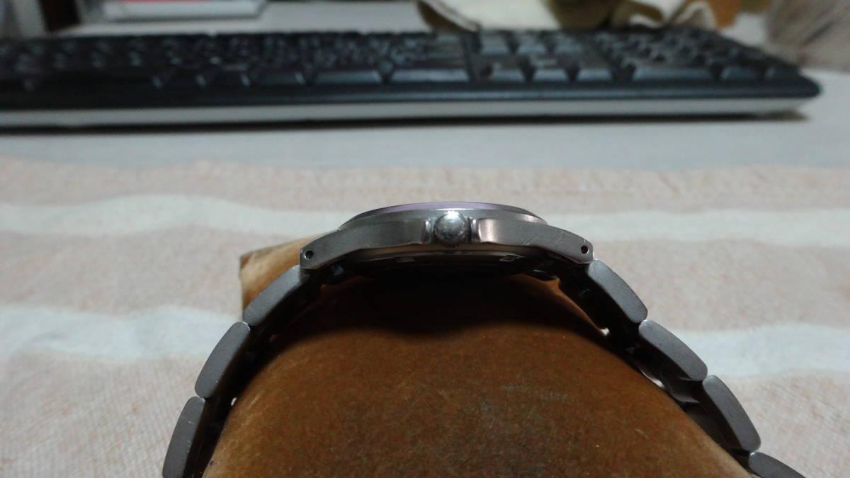 SWISS MILITARY 腕時計 ボーイズ レディース 6-613 6-713 スイスミリタリー_画像9