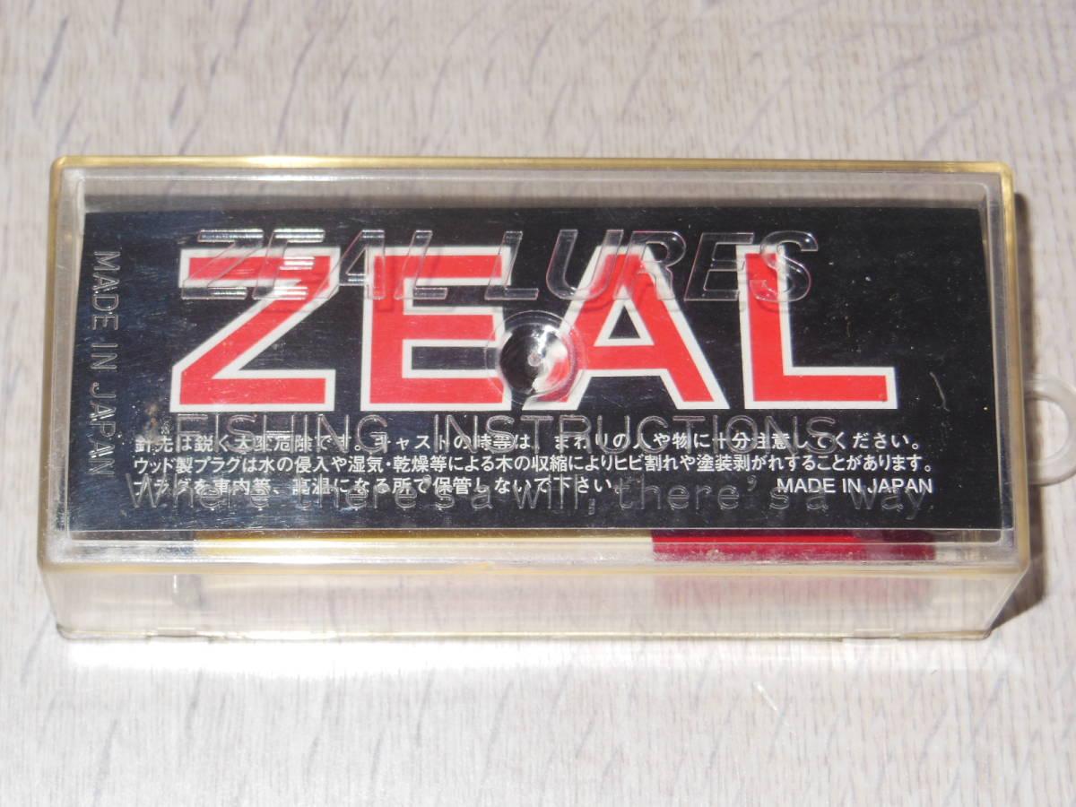 ZEAL  GAILYWITCH ズイール  ゲイリーウイッチ 1/2OZ. 2002年_画像6