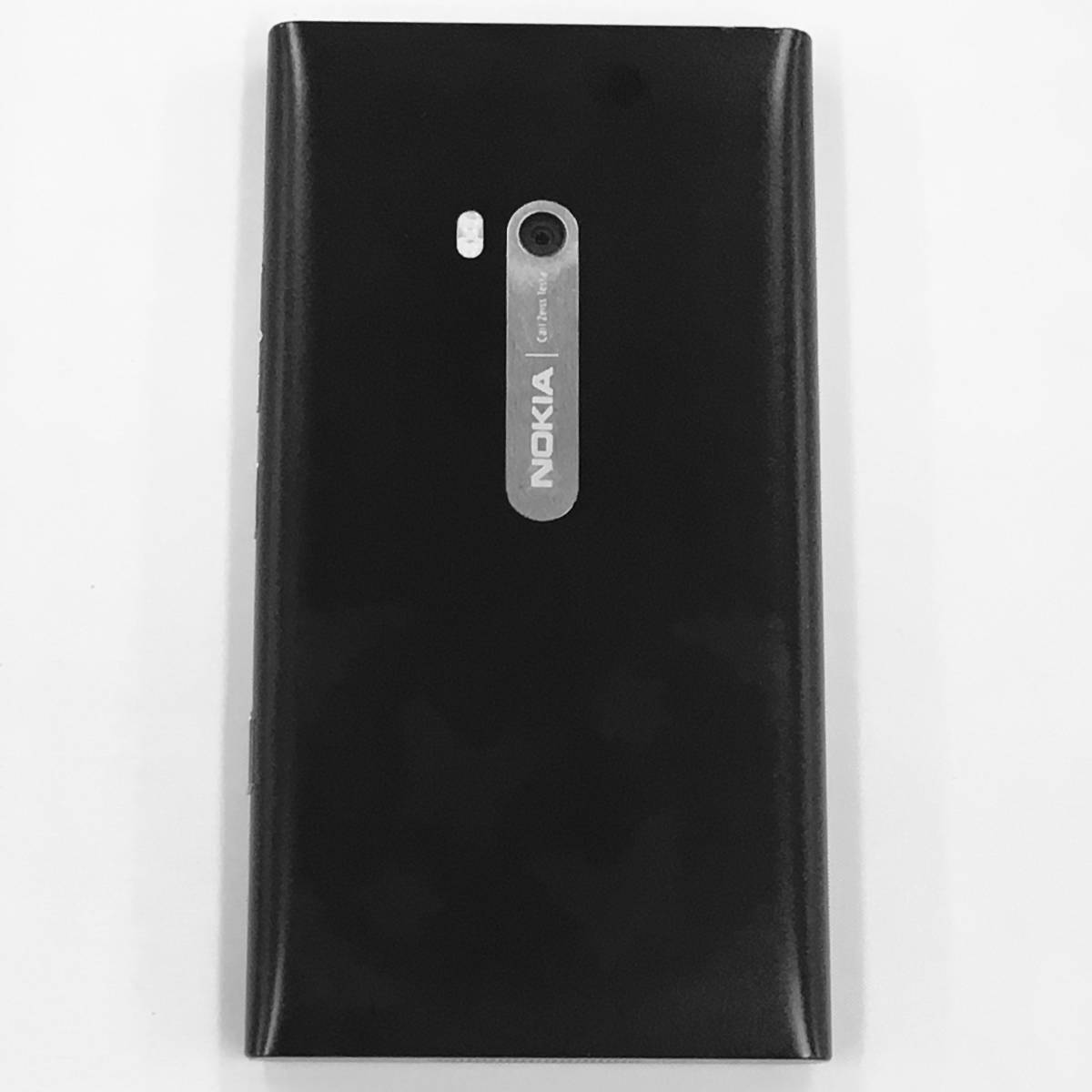 FP028977_(328)【送料無料】NOKIA/Lumia900/ブラック/16GB/Windows/スマートフォン/スマホ【中古】_画像4