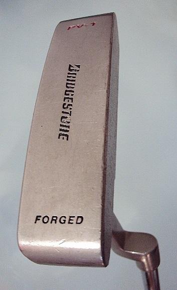 お買い得S♪♪TourStage PV-1 Forged ピン型 パター 33インチ Used _画像4
