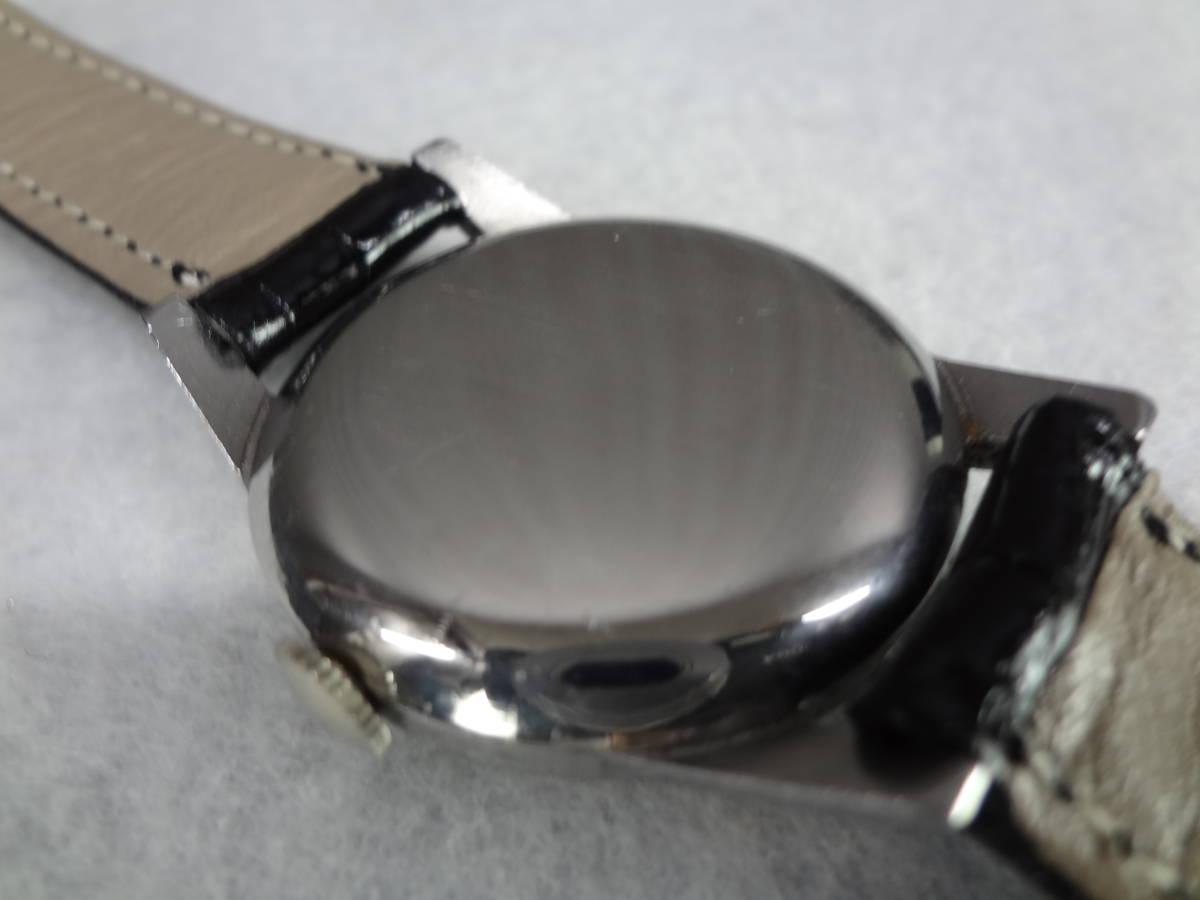 ◆アンティーク時計◆ IWC CHAFFHAUSEN シャフハウゼン メンズ 手巻き スモールセコ インターナショナル ウォッチ カンパニー M-04039_画像3