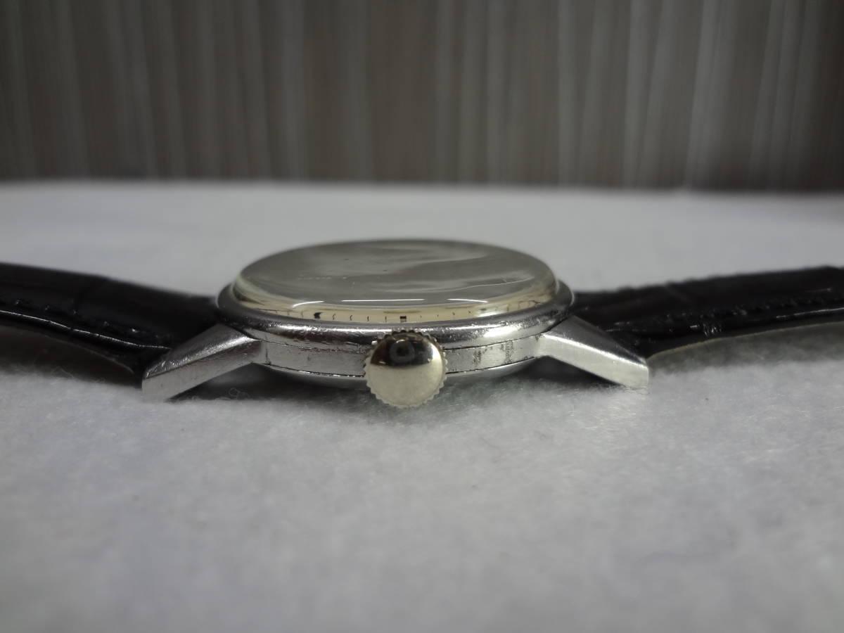 ◆アンティーク時計◆ IWC CHAFFHAUSEN シャフハウゼン メンズ 手巻き スモールセコ インターナショナル ウォッチ カンパニー M-04039_画像8