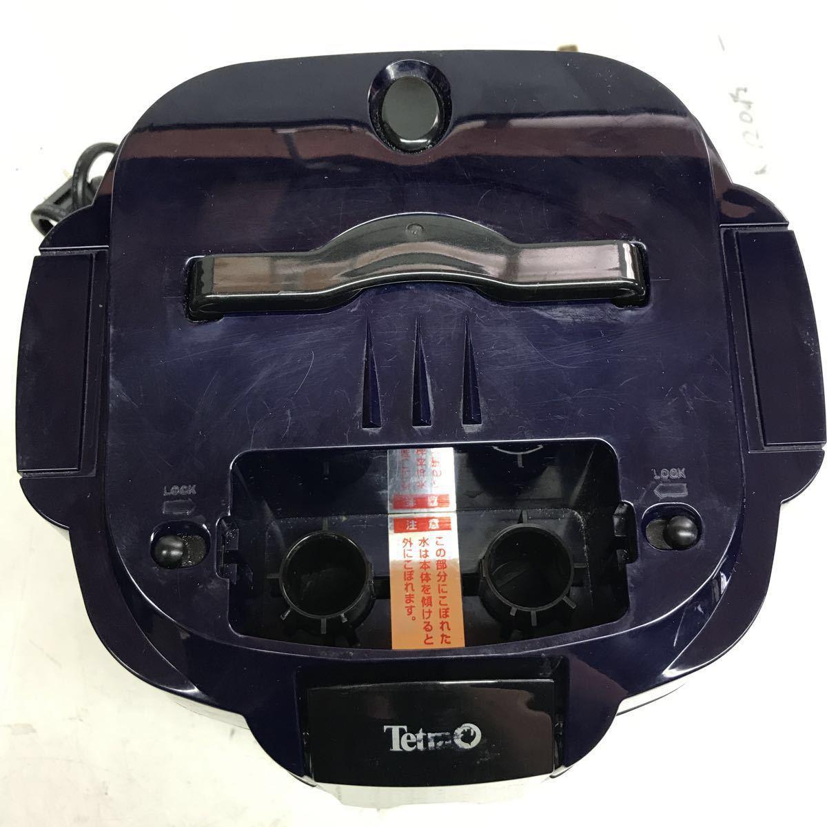 テトラ バリューエックス 75 VX-75 水槽用フィルター Tetra 中古品_画像2