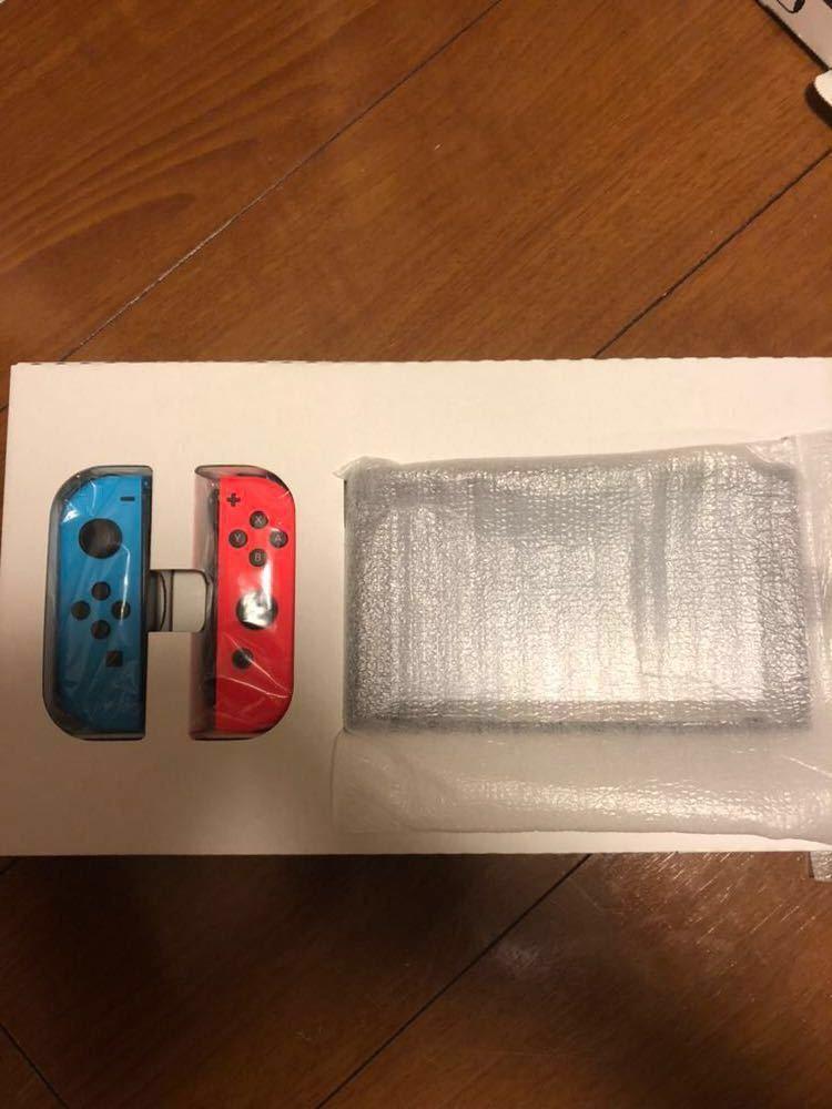 NINTENDO 任天堂 SWITCH スイッチ マリオカート8付き 保証書、外箱付き、美品 Nintendo Switch ニンテンドースイッチ本体